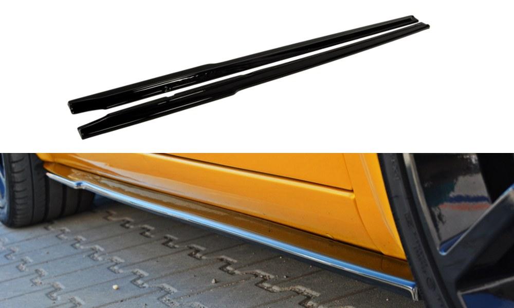 Dokładki Progów Renault Megane II Rs - GRUBYGARAGE - Sklep Tuningowy